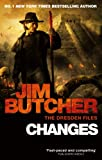 Front cover for the book Changes by Jim Butcher