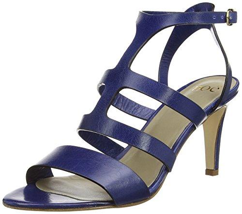 Noe Antwerp Numa Sandal - Sandalias de Gladiador Mujer Azul