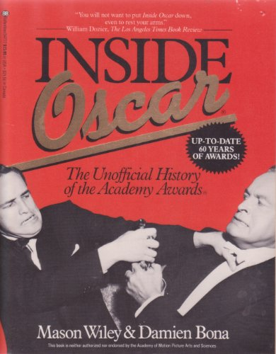 Inside Oscar:  The Unofficial History of the Academy Awards - Revised