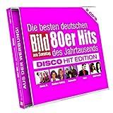 Bild am Sonntag: Die Besten Deutschen 80er Hits des Jahrtausends (Disco Hit Edition) by Various Artists, Alphaville, Laura Branigan, Modern Talking, Boney M, Falco, Wol (0100-01-01)