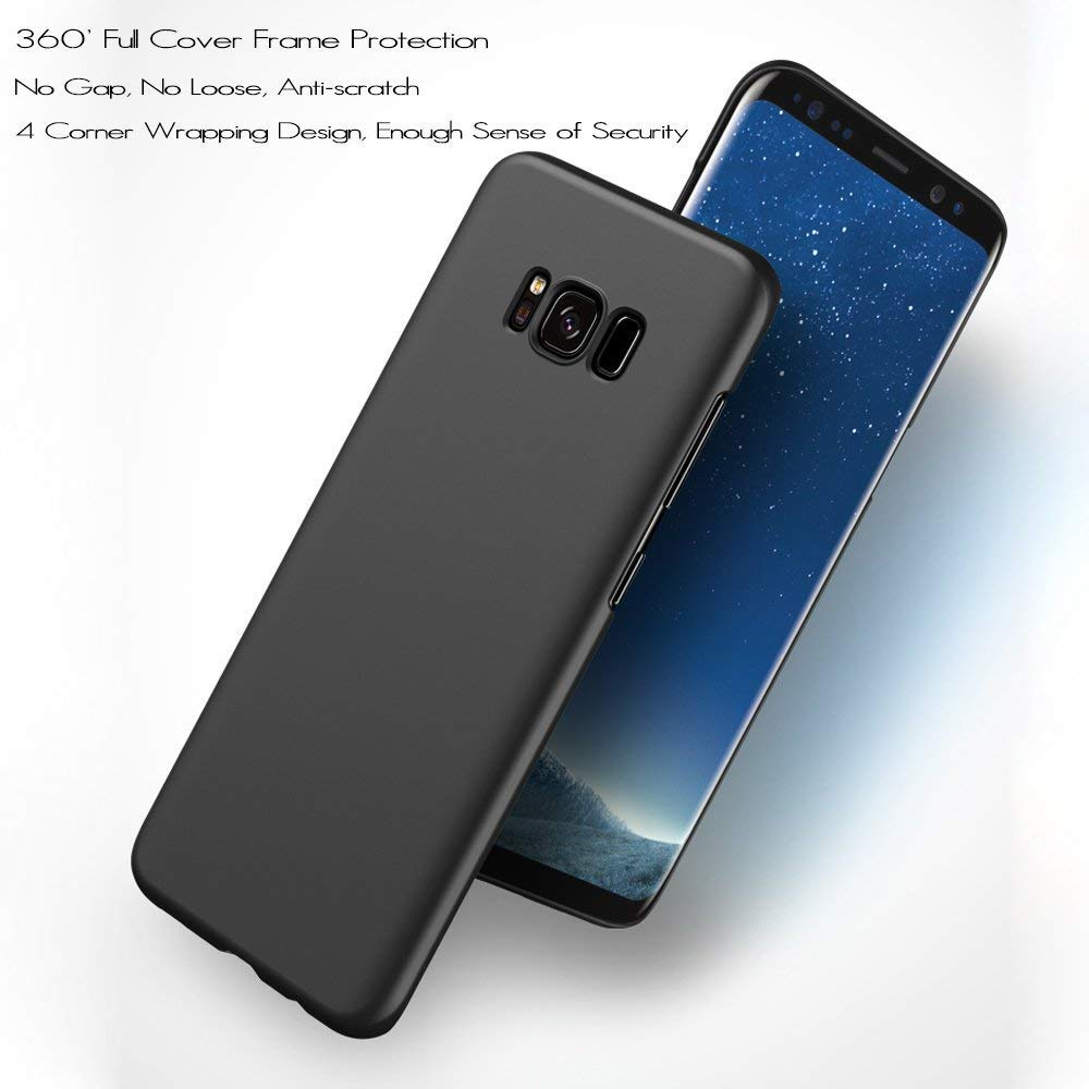 Ultra-Thin Scratch-Resistant Protection Samsung Galaxy S8 Plus Lightweight Phone case for The Samsung Galaxy S8 Shell