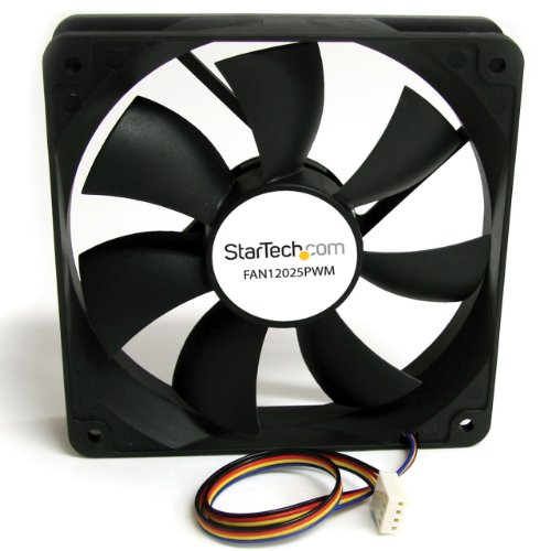 StarTech.com 120x25mm Computer Case Fan with PWM FAN12025PWM