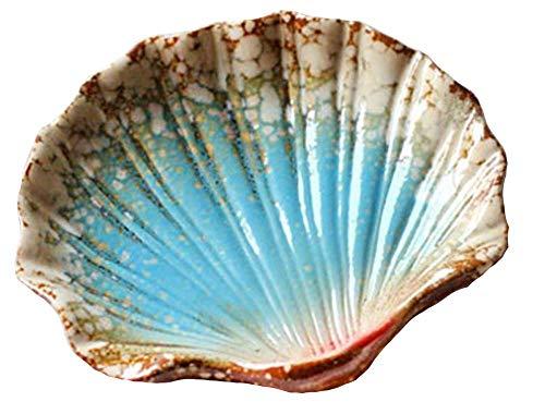 (Ceramics Conch/Shell/Starfish Jewelry Tray Jewelry Storage Jewelry Dish Storage Trinket Tray,Soap Dish)