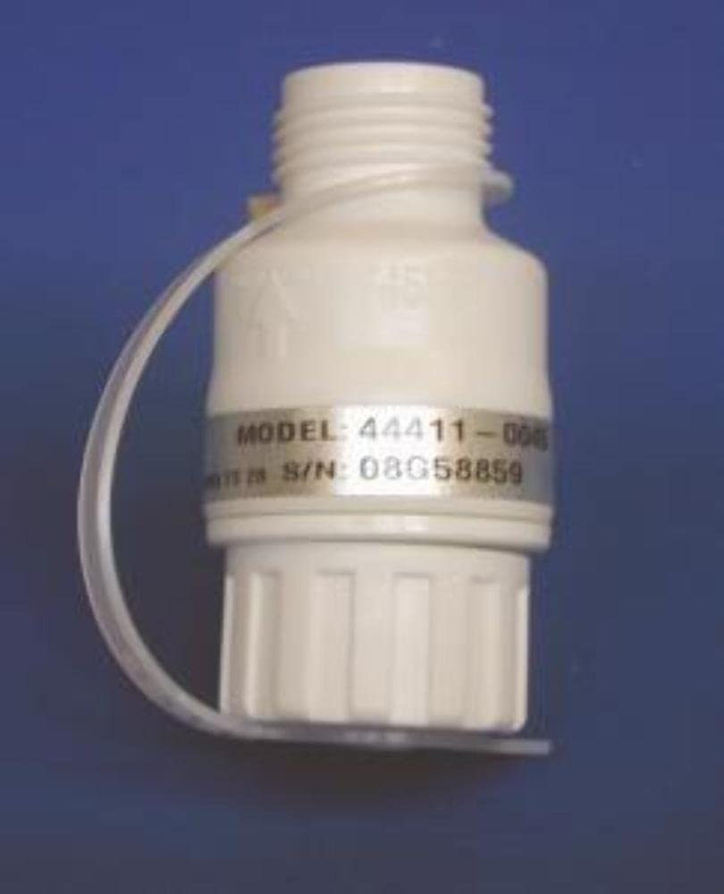 White Jabsco in-Line Water Pressure Regulator 45psi