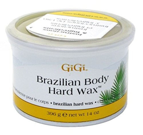 Gigi Tin Brazilian Body Hard Wax 14oz