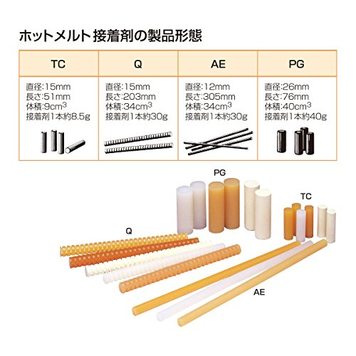 3M(TM) Jet-melt(TM) Brand Adhesive 3762TC Tan, 5/8 in x 2 in by Jet (Image #4)