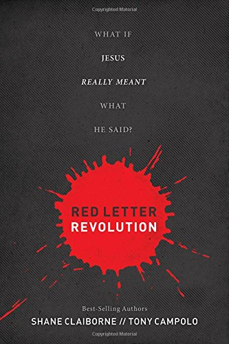 Amazon.com: Red Letter Revolution: What If Jesus Really Meant What