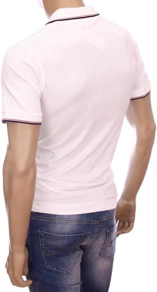 Lacoste – YH7900 – 00, Polo de Hombre Blanc/Marine XXX-Large ...