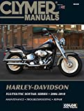Harley-Davidson FLS/FXS/FXC Sofftail Series 2006-2010...