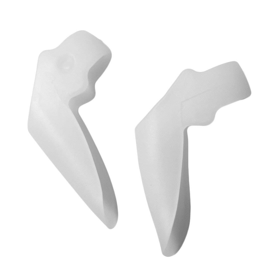 Baynne 4pcs/2Lot Genuine special hallux valgus bicyclic thumb orthopedic braces to correct orthotics daily silicone toe big bone
