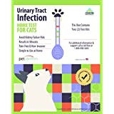 PetConfirm - Instant Urinary Tract Infection (UTI) Early Screening Home Urine Testing Kit For Cats (2 Tests Per Package)