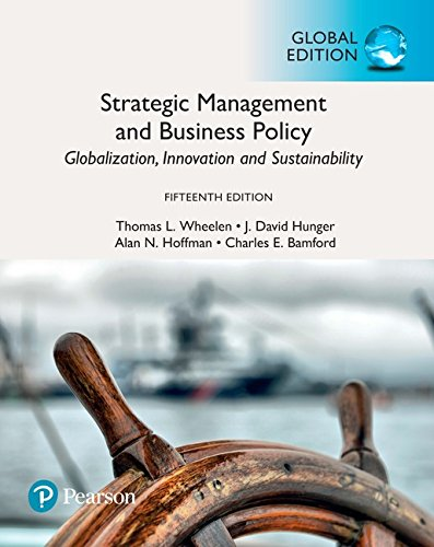 Strategic Management and Business Policy: Globalization, Innovation and Sustainability, Global Edition ebook