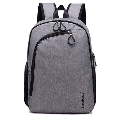 VHVCX Bolsas Anti-Robo De Los Hombres De Las Mochilas Escolares Para Adolescentes Mujeres Hombre Viajes Ocio Bolsas Laptop De 15.6