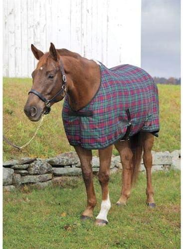 Cherry Check Size 74 Dover Saddlery Huntfields Stable Sheet