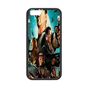 The Expendables For iPhone 6 Plus 5.5 Inch Phone Case & Custom Phone Case Cover R97A651291