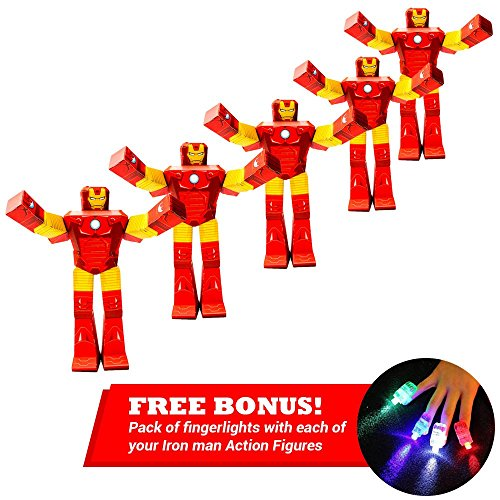 [Iron Man Toys Blueprints Avengers Initiative- Iron Man Action Figure 12 inch Tall Paper Craft from Marvel Toys - Fun to Play with Easy to Assemble-Perfect Gift for Kids and Avenger Collection] (Iron Man Mark 42 Costume For Sale)