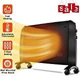 Best Panel Heaters - TRUSTECH Mica Heater - 1500W Mica Panel Heater Review