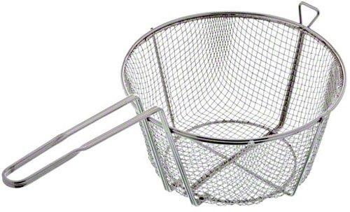Update International (FB-9) 9 1/2'' Round Wire Fry Basket by Update International (Image #1)