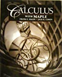 Calculus with Maple Manual, Cohen, Jack K. and Hagin, Frank G., 0135189942