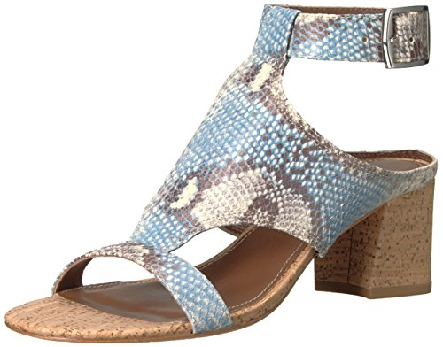 clearance countdown package discount countdown package Donald J Pliner Women's Ellee Dress Sandal Sky discount recommend zOGwes6f
