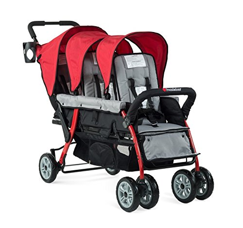Foundations Trio Sport Tandem Stroller by Foundations