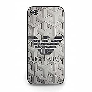 Unique Y Net Style Armanii Phone Case Newest Back Cover For Iphone 5 5s