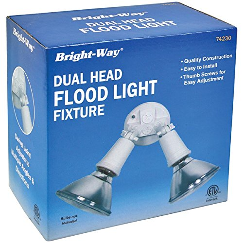 Dual Bright Outdoor Light - 1