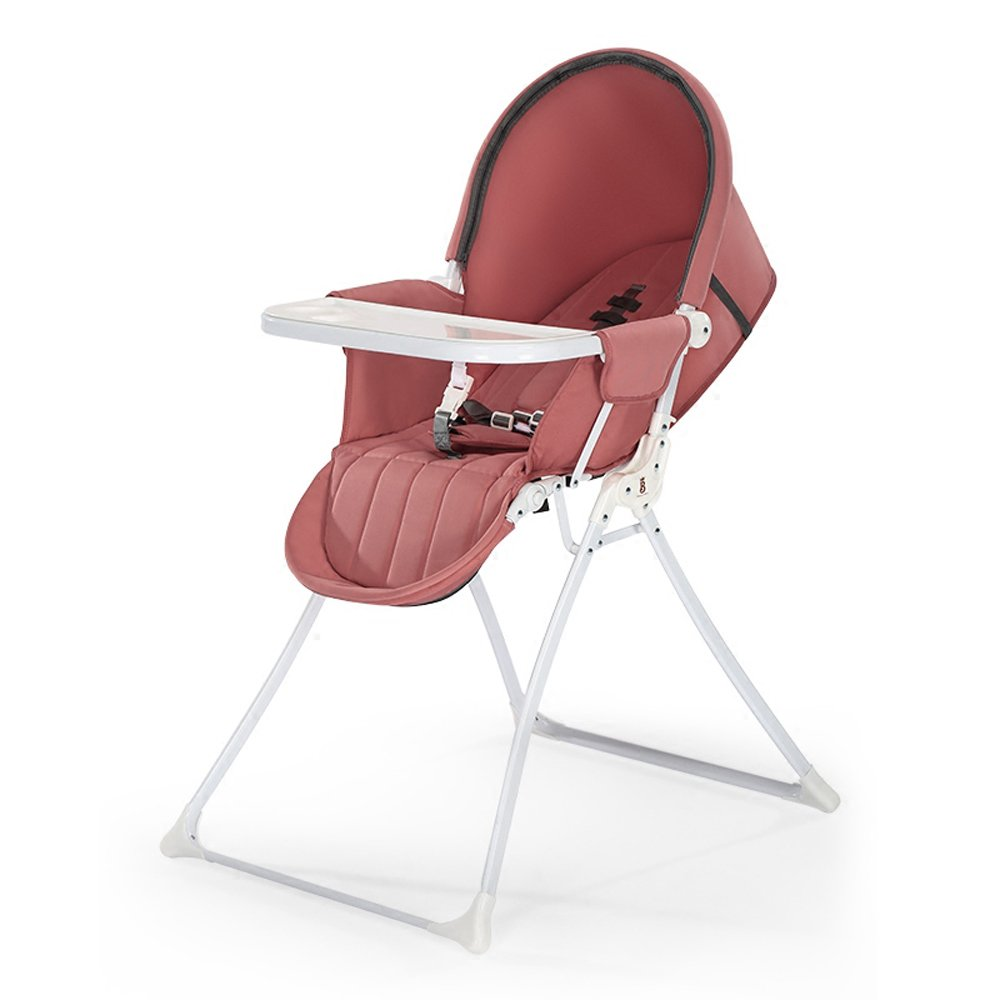 QARYYQ Multifunctional Portable Folding Seat Baby Dining Chair Seat Baby Eating Chair