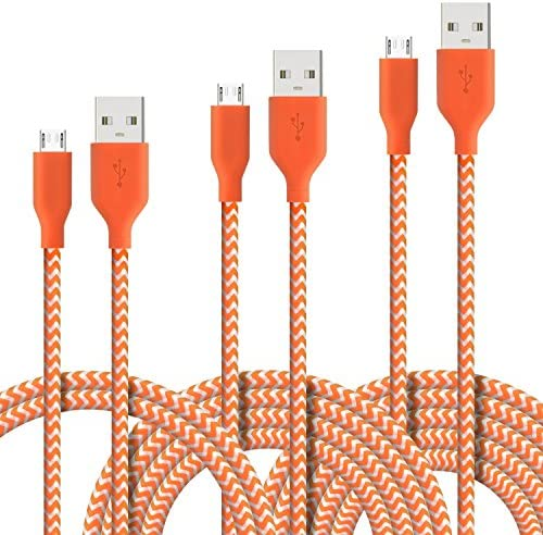 Fasgear Braided Charging Compatible Android