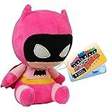 Funko - Peluche Dc Heroes - Batman Rose Mopeez 10cm - 0849803069575