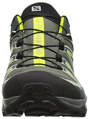 Salomon Herren X Ultra 3 GTX Trail Laufschuh Castor Grey F025
