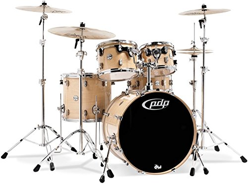 Pacific Drums & Percussion PDCM2215NA Concept Maple 5-Piece Drum Shell (5 Piece Drum Shell)