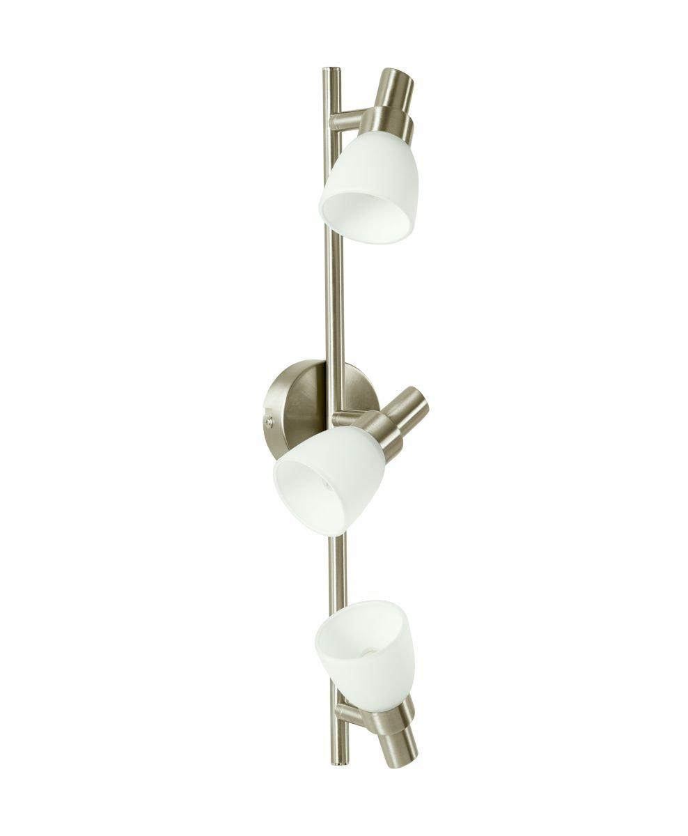 OSRAM - Applique Plafonnier LED - 3 Spots Orientables - 3 Spots GU10 3W Equivalent 35W Inclus - Blanc Chaud 2700K LEDVANCE 4052899393783
