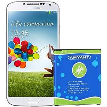 Samsung Galaxy s4 LTE plus ve GT-i9505 i9500 i9515 i9506 batería b600be