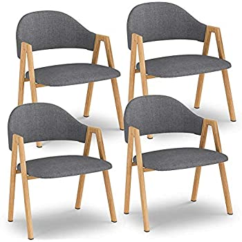 Amazon Com Little Tree Dining Chairs Chairs