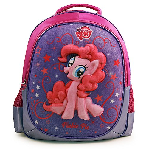 (My Little Pony Deluxe 3D School Backpack)