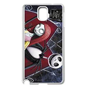 The Nightmare Before Christmas Samsung Galaxy Note 3 Cell Phone Case White P6682475