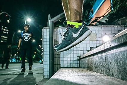 SLS3 Laufsocken Neon Extrem D/ünne Faser D/ünne Sportsocken Bequeme Passform Ideale Funktionssocken F/ür Alle Sportarten Optimaler Feuchtigkeitstransport