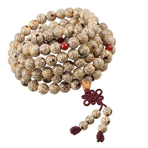 sunyik-gold-linden-bodhi-108-tibetan-buddhist-mala-bracelet-beaded-prayer-bead8mm