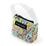 Ah Goo Baby Pacifier Holder and Tote, Bloom Pattern