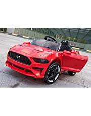 Ford Mustang GT Replica Kids Ride on Car with Remote (red)