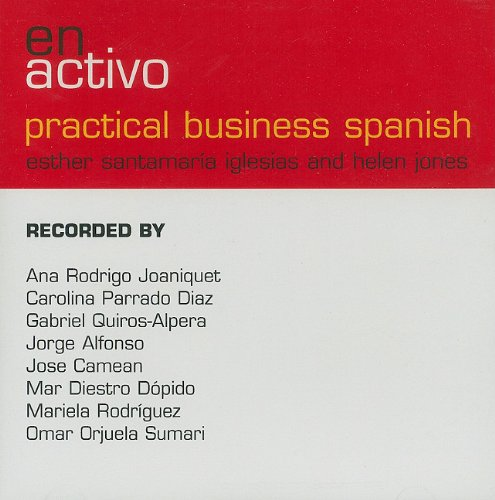 En Activo: Practical Business Spanish by Routledge