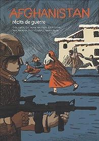 Afghanistan, récits de guerre par Lisa Lugrin