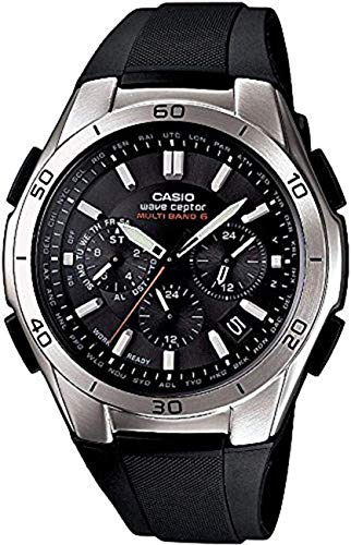 CASIO Wave Ceptor MULTIBAND 6 WVQ-M410-1AJF Analog Wrist Watch (Japan Import) (Casio Wave)