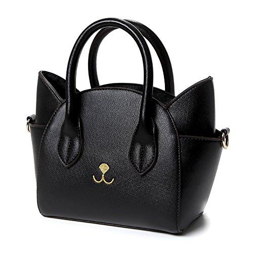 femme Bag Noir Pochette ChezAbbey pour fAntf