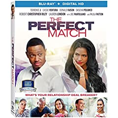 THE PERFECT MATCH arrives on Blu-ray, DVD, Digital HD, and On Demand July 19 from Lionsgate