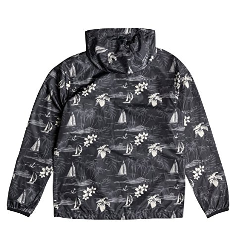 Uomo Da Print Island Dagup Dc Giacca Black Cruiser HwpBq