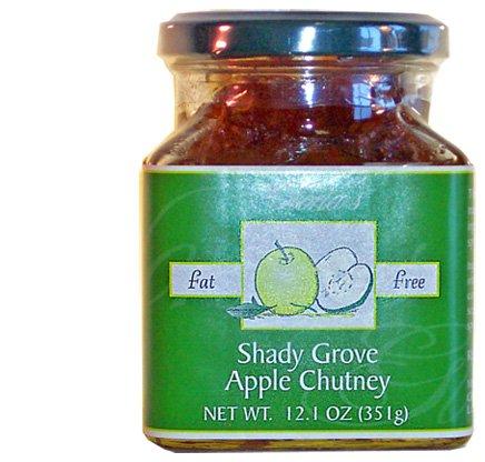 Apple Chutney by Gloria's Gourmet : 12 oz jar of Oregon grown (Apple Chutney Recipe)