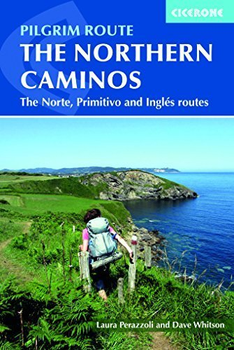 The Northern Caminos by whitson, dave, Perazzoli, laura (2015) Paperback