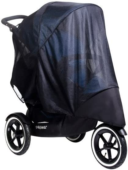 Phil /& Teds Navigator//Sport Double Sun Mesh Replacement Accessory Infant